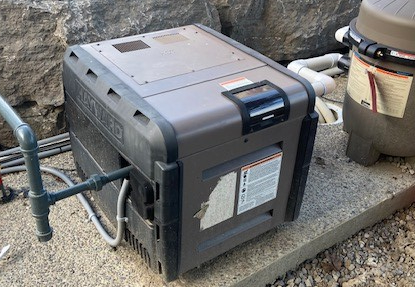 Pool heaters sales installation services Hamilton