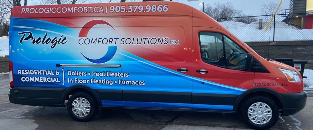 Prologic Comfort Solutions Hamilton van