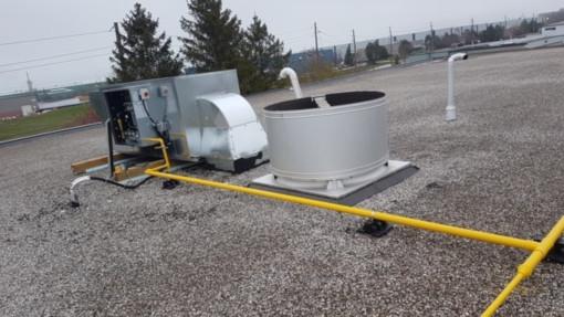 Gaslines residential commercial installation service Hamilton