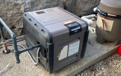 Pool heaters sales installation service Hamilton